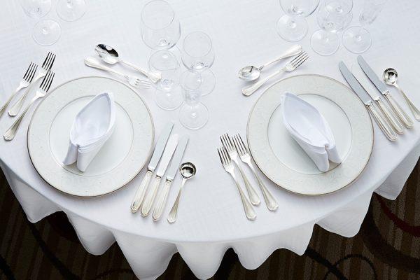 心に残る テーブルマナープラン