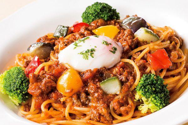 【ランチセット】スパゲティ ボロネーゼ
